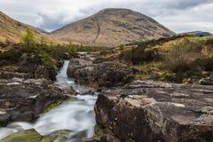 Ποταμός Glencoe στοκ φωτογραφίες με δικαίωμα ελεύθερης χρήσης