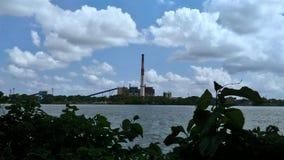 Ποταμός Hoogly Στοκ Εικόνες