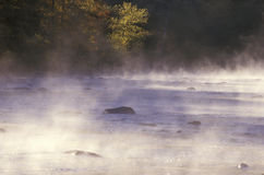 Ποταμός Housatonic Στοκ εικόνες με δικαίωμα ελεύθερης χρήσης
