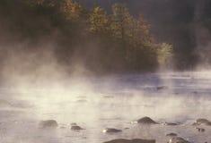 Ποταμός Housatonic Στοκ φωτογραφίες με δικαίωμα ελεύθερης χρήσης