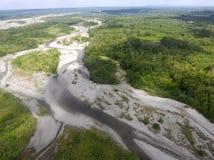 ποταμός huancabamba Στοκ φωτογραφία με δικαίωμα ελεύθερης χρήσης