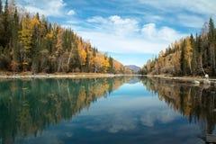 ποταμός kanas Στοκ Εικόνες