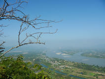 Ποταμός Klong Στοκ Εικόνες