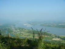 Ποταμός Klong Στοκ Φωτογραφία