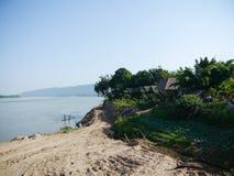 Ποταμός Klong Στοκ εικόνα με δικαίωμα ελεύθερης χρήσης