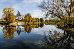 Ποταμός Korana Στοκ εικόνες με δικαίωμα ελεύθερης χρήσης