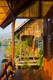 Ποταμός Kwai Στοκ Εικόνα