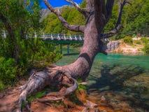 Ποταμός Manso στοκ εικόνες