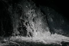 Ποταμός Mreznica Στοκ Εικόνα