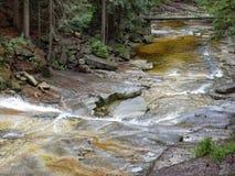 Ποταμός Mumlava Στοκ φωτογραφία με δικαίωμα ελεύθερης χρήσης