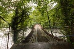 Ποταμός Mzymta Στοκ φωτογραφία με δικαίωμα ελεύθερης χρήσης