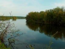 Ποταμός Neman στοκ φωτογραφία