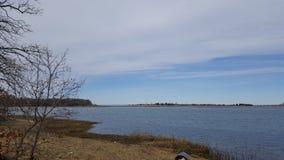 Ποταμός Nissequogue Στοκ φωτογραφίες με δικαίωμα ελεύθερης χρήσης