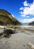 Ποταμός Niyang Στοκ Εικόνες