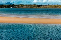 Ποταμός Noosa Στοκ εικόνες με δικαίωμα ελεύθερης χρήσης
