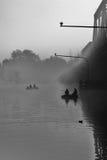 Ποταμός Odra Στοκ φωτογραφίες με δικαίωμα ελεύθερης χρήσης