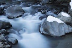 Ποταμός Oglio Στοκ φωτογραφίες με δικαίωμα ελεύθερης χρήσης