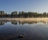 Ποταμός Pechora Στοκ Εικόνες