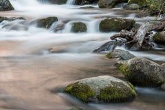 Ποταμός Savegre, SAN Gerardo de Dota, Κόστα Ρίκα Στοκ φωτογραφίες με δικαίωμα ελεύθερης χρήσης