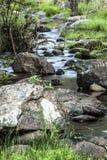 Ποταμός, Segovia Ισπανία Στοκ εικόνα με δικαίωμα ελεύθερης χρήσης
