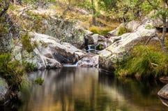Ποταμός, Segovia Ισπανία Στοκ φωτογραφία με δικαίωμα ελεύθερης χρήσης
