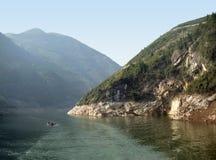 Ποταμός Shennong ΧΙ στην Κίνα στοκ εικόνες με δικαίωμα ελεύθερης χρήσης