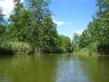 Ποταμός Stracha Στοκ Φωτογραφίες