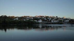 Ποταμός Tago - Almourol - Πορτογαλία - Praia do Ribatejo φιλμ μικρού μήκους