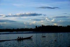 Ποταμός Tapi Στοκ Εικόνες