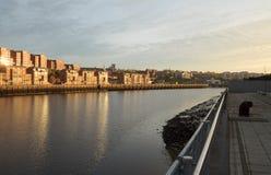 Ποταμός Tyme Στοκ φωτογραφία με δικαίωμα ελεύθερης χρήσης