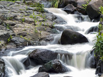 Ποταμός Umhlatuzana στοκ εικόνες