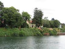 Ποταμός Valdivia Στοκ Εικόνες