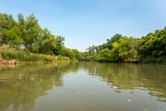 Ποταμός Verde, Αριζόνα στοκ φωτογραφίες με δικαίωμα ελεύθερης χρήσης