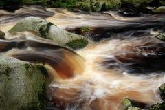 Ποταμός Vydra Στοκ Εικόνες