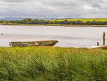 Ποταμός wyre Στοκ φωτογραφία με δικαίωμα ελεύθερης χρήσης