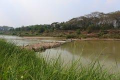 Ποταμός Yom Στοκ φωτογραφία με δικαίωμα ελεύθερης χρήσης