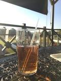 Ποτό από το πράσινο Στοκ Φωτογραφίες