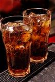 ποτό δύο Στοκ Εικόνες