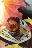 ποτό ζεστό Στοκ Φωτογραφίες