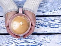 ποτό ζεστό Στοκ Φωτογραφία