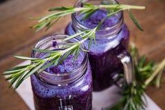 Ποτό καταφερτζήδων από το λάχανο Στοκ Εικόνες