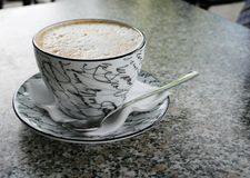 ποτό καφέ Στοκ εικόνες με δικαίωμα ελεύθερης χρήσης