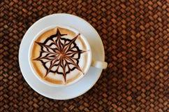 Ποτό καφέ Mocha Στοκ Εικόνες
