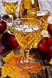 Ποτό μήλων Στοκ εικόνες με δικαίωμα ελεύθερης χρήσης