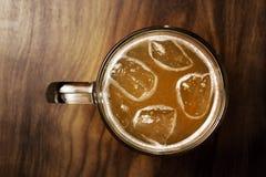 Ποτό με τον πάγο Στοκ εικόνες με δικαίωμα ελεύθερης χρήσης