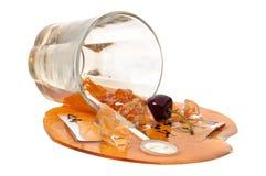 ποτό που ανατρέπεται στοκ εικόνες με δικαίωμα ελεύθερης χρήσης