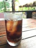 ποτό που παγώνεται Στοκ φωτογραφία με δικαίωμα ελεύθερης χρήσης