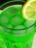 ποτό πράσινο Στοκ Φωτογραφία