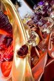 ποτό τομέα εστιάσεως Στοκ Εικόνες