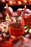 ποτό Χριστουγέννων ζεστό Στοκ Εικόνες